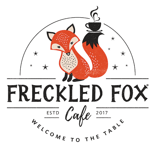Freckled Fox Cafe. Custom coded WooCommerce online ordering.