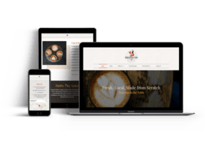 Your website on any device. Intelligent, responsive WordPress websites.