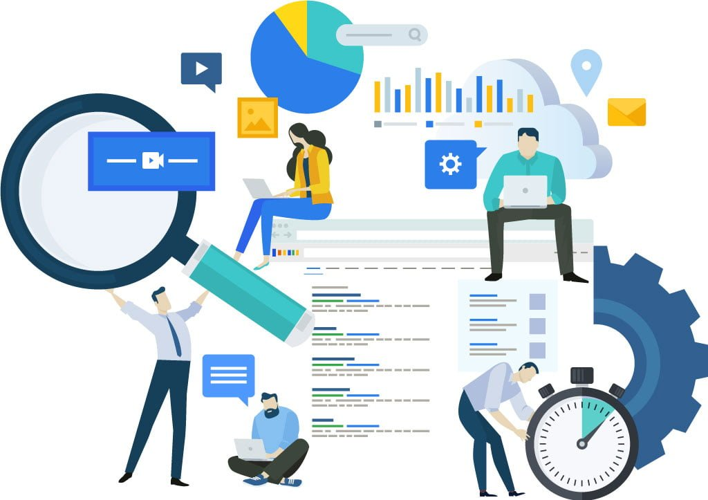 Top ranking on Google with our seo services